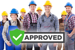 find local approved East Lothian trades